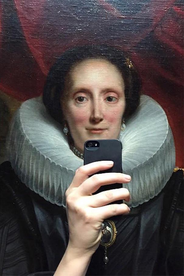 selfies-retratos-museos-3