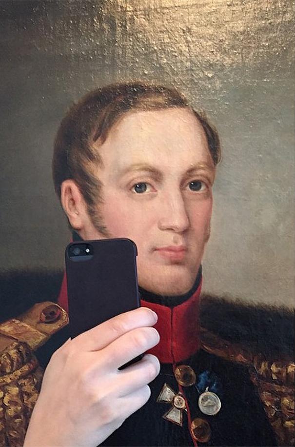 selfies-retratos-museos-4