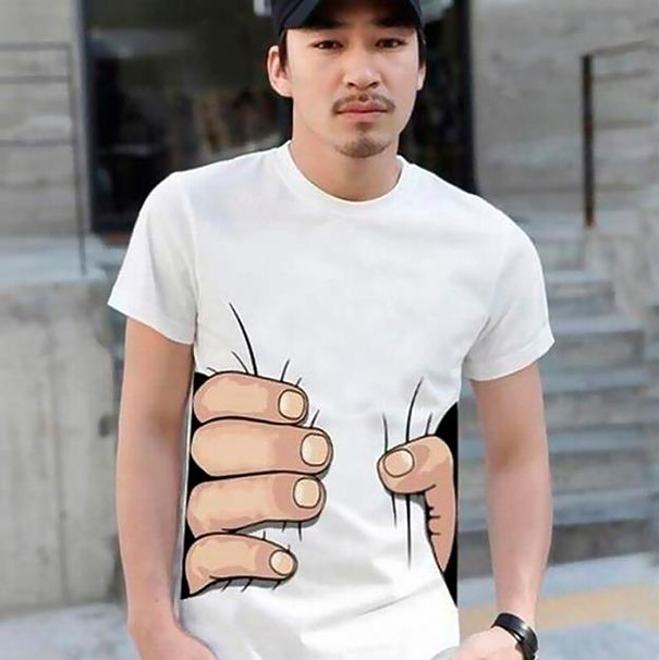 Los 30 diseños más creativos de camisetas | Bored Panda