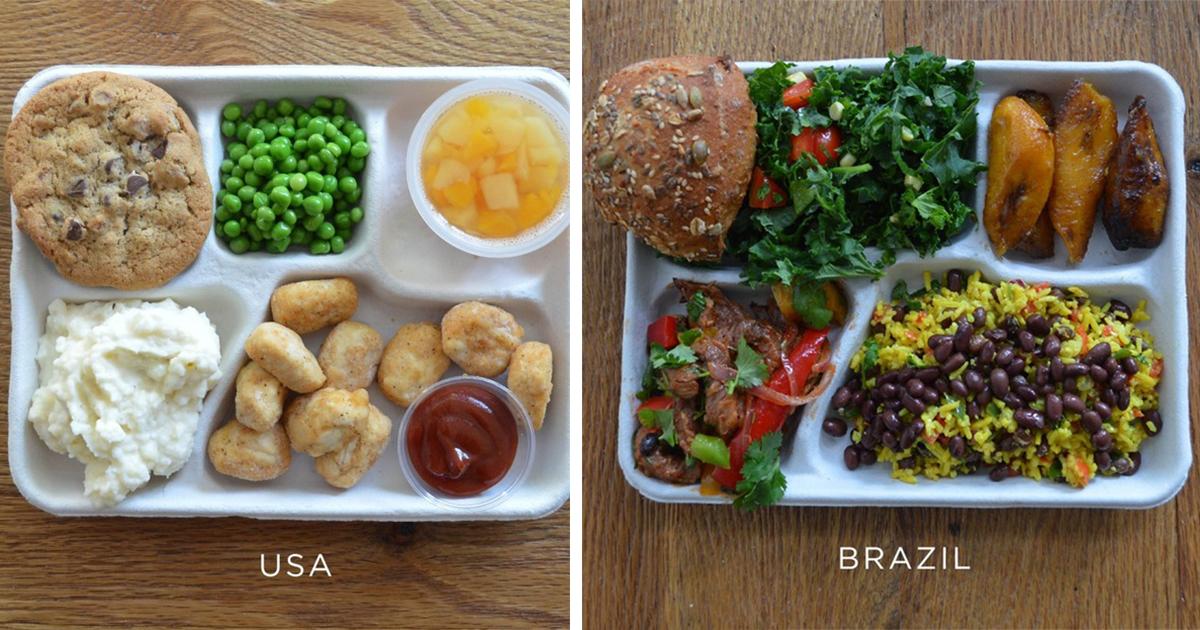 Best School Lunch Foods