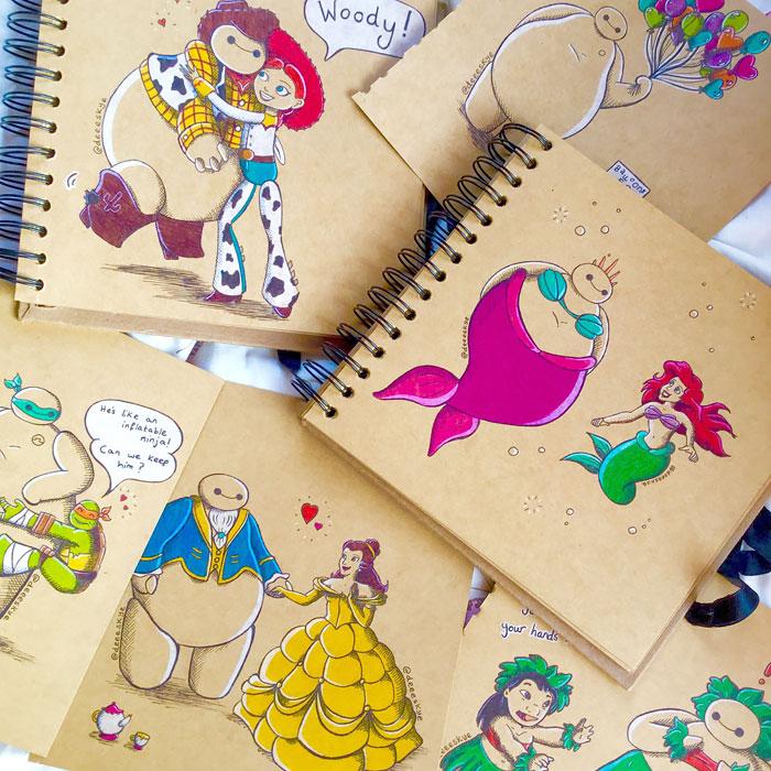 dibujos-baymax-personajes-disney-demetria-skye (15)