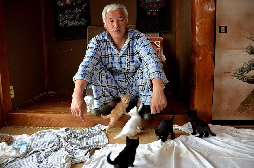 Qué hacer ante un caso de maltrato animal Guardian-fukushima-abandoned-animals-naoto-matsumura-4