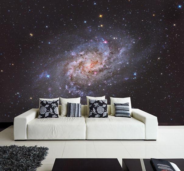 21 art culos de decoraci n espacial para traer la galaxia for Decoracion hogar articulos