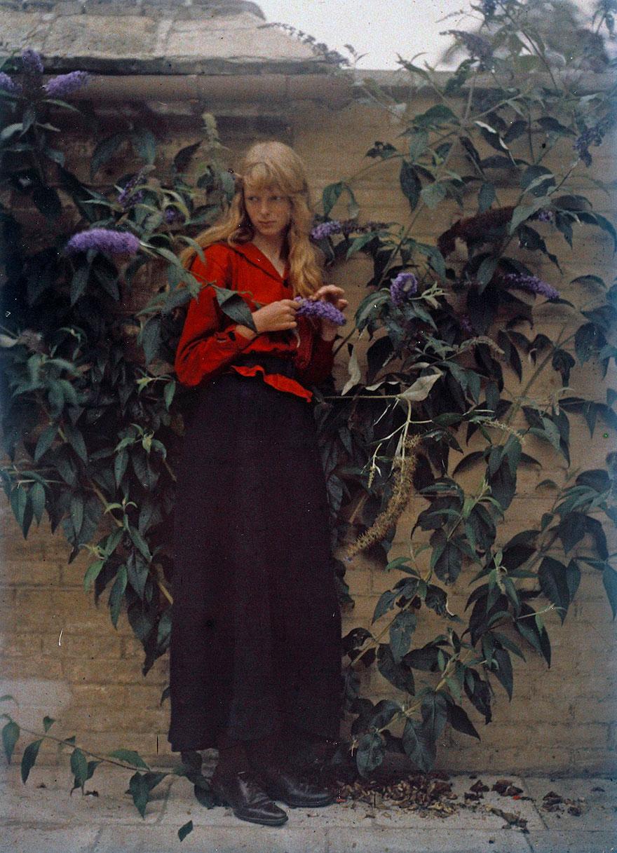 Resultado de imagen de fotografias color 1913
