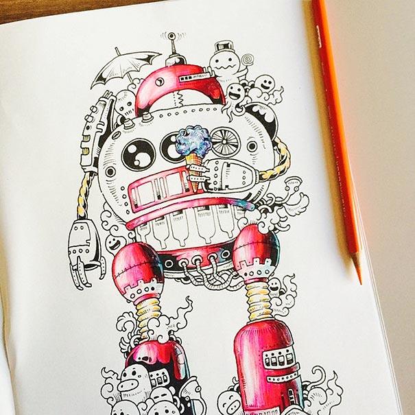 libro-colorear-adultos-doodle-invasion-kerby-rosanes (6)