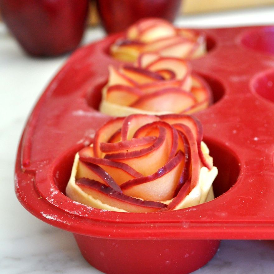 Best Red Apples For Cake