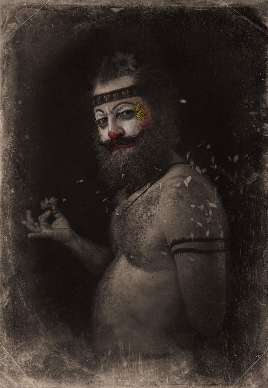 clownville-retratos-macabros-payasos-eolo-perfido (16)