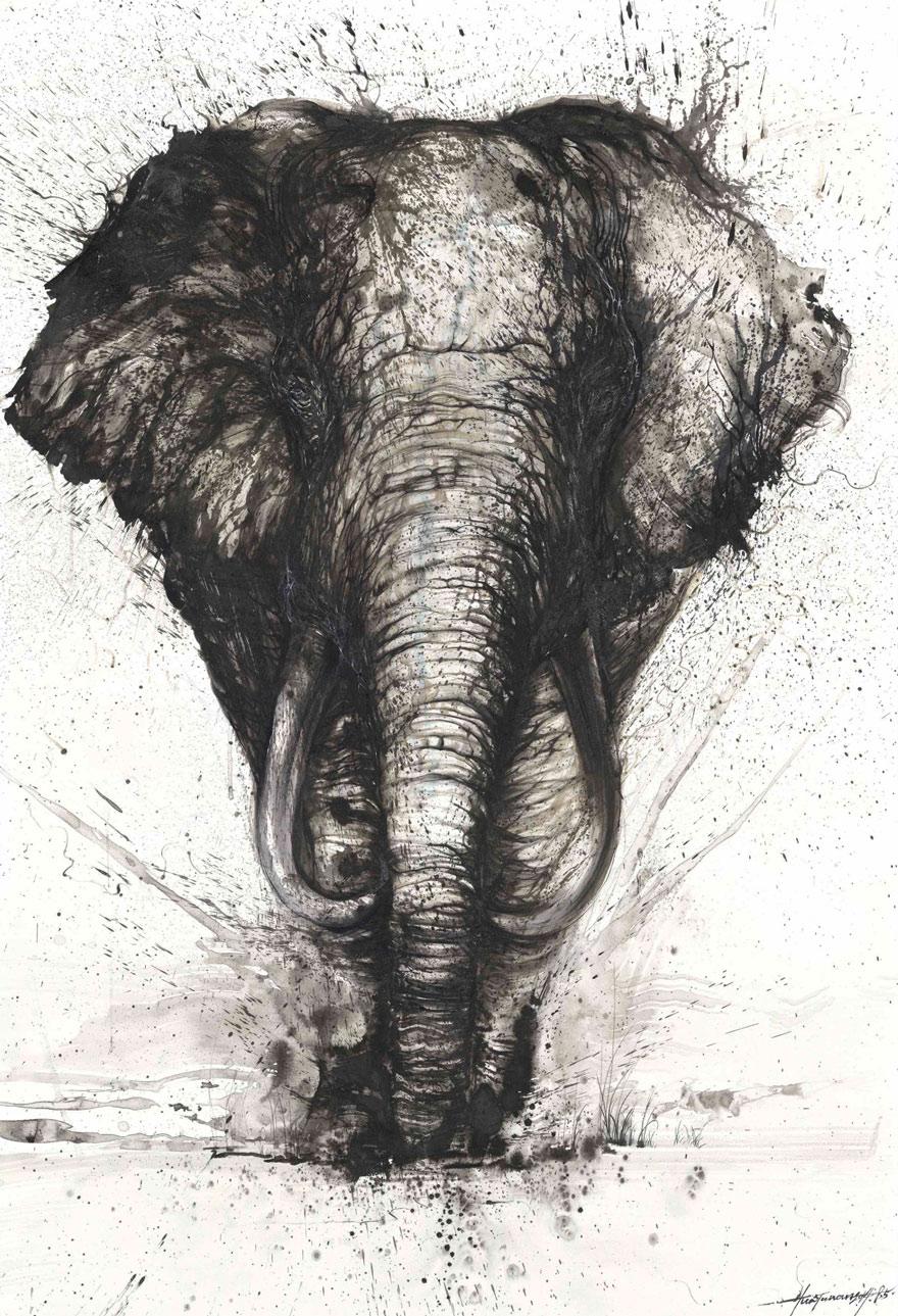pinturas-salpicadas-animales-hua-tunan (12)