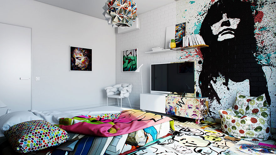 habitacion-hotel-dividida-mitad-blanco-graffiti-pavel-vetrov (6)