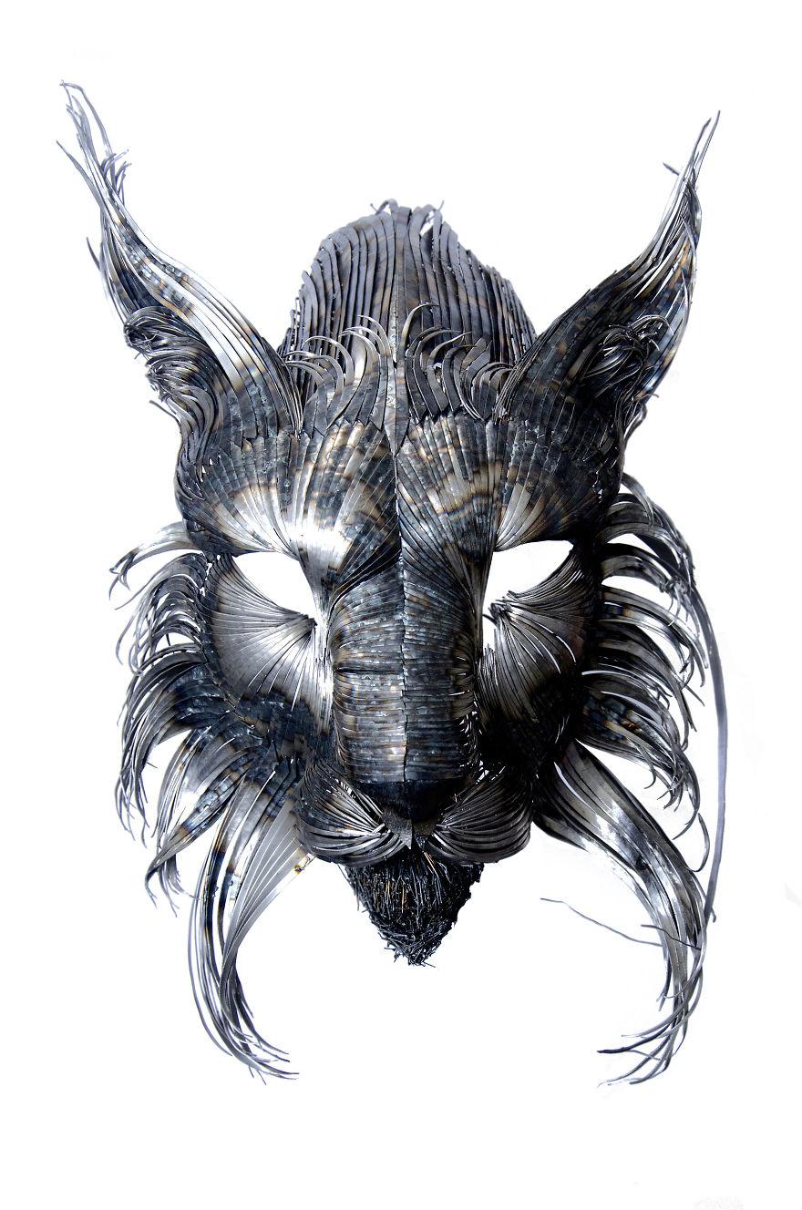 mascaras-animales-metal-selcuk-yilmaz (7)