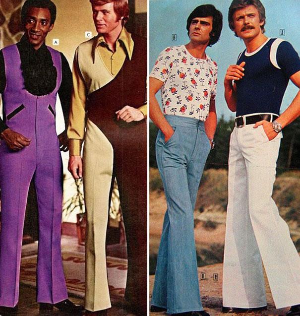Anuncios de moda masculina de los a os 70 con los que vas - Moda hippie anos 70 ...