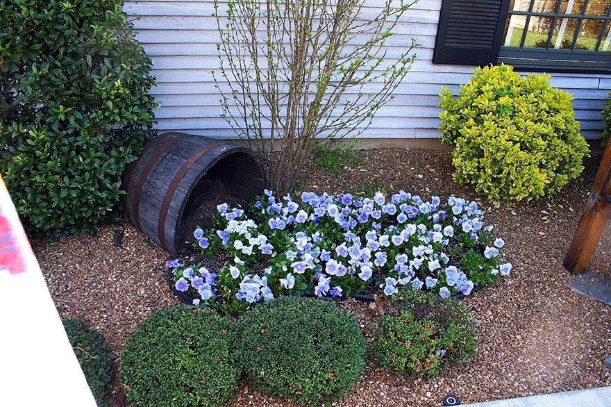 ideas,jardineria,flores,derramadas (12)
