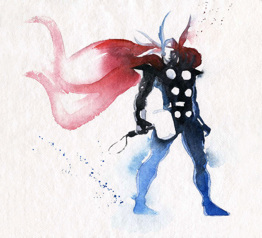 ilustraciones-superheroes-acuarelas-blule (1)