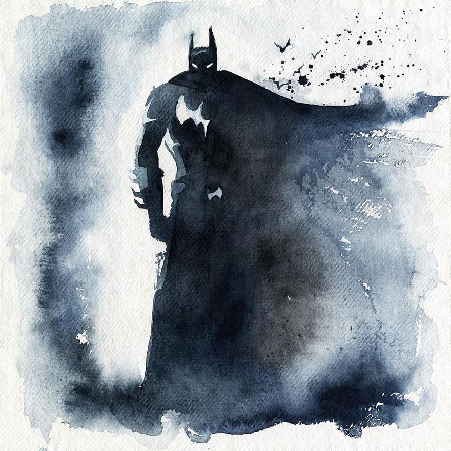 ilustraciones-superheroes-acuarelas-blule (10)