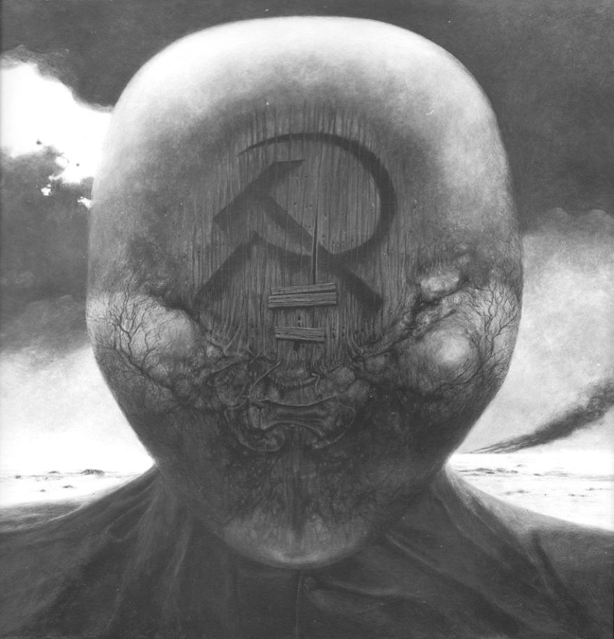 vida-obra-artista-polaco-Zdzislaw-Beksinski (3)