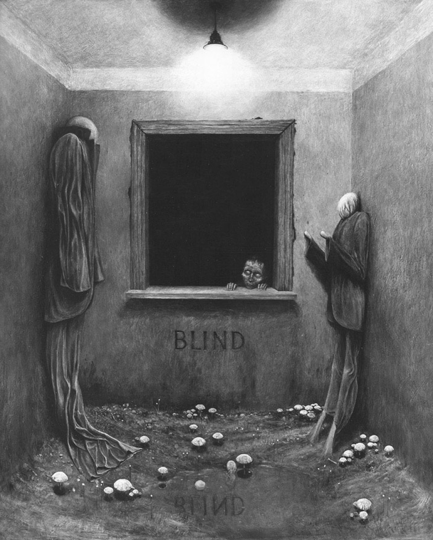 vida-obra-artista-polaco-Zdzislaw-Beksinski (4)