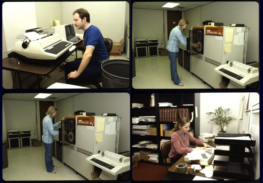 Las oficinas de microsoft en 1979 taringa for Oficinas de microsoft