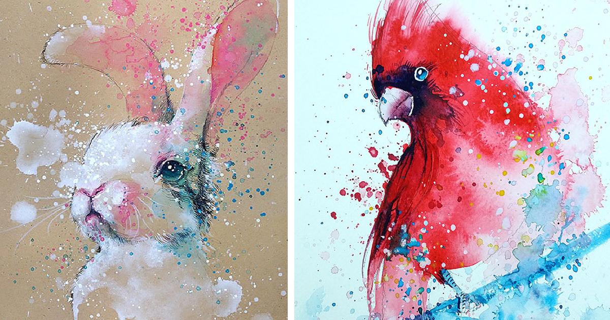 Кролики милые картинки