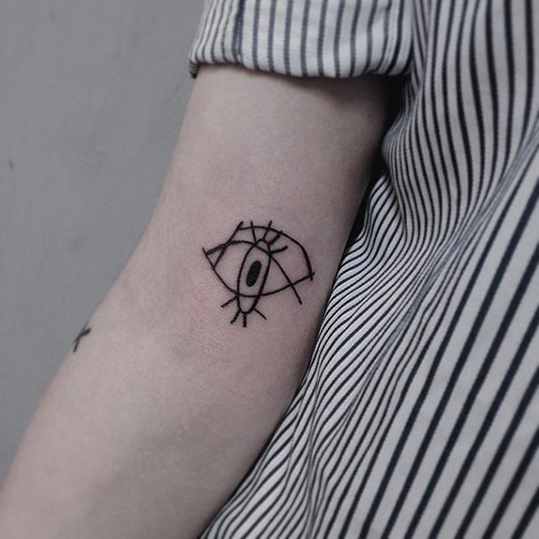 24 tatuajes inspirados en picasso para los amantes del for Picasso tattoo artist
