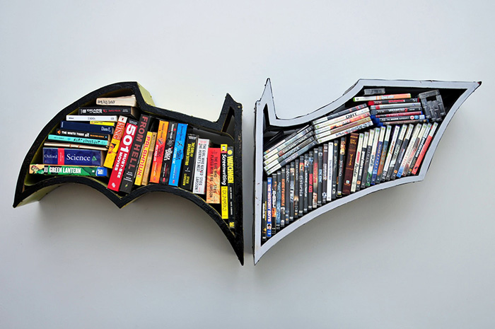 20 Estanteras de lo ms creativas para tus libros Bored Panda