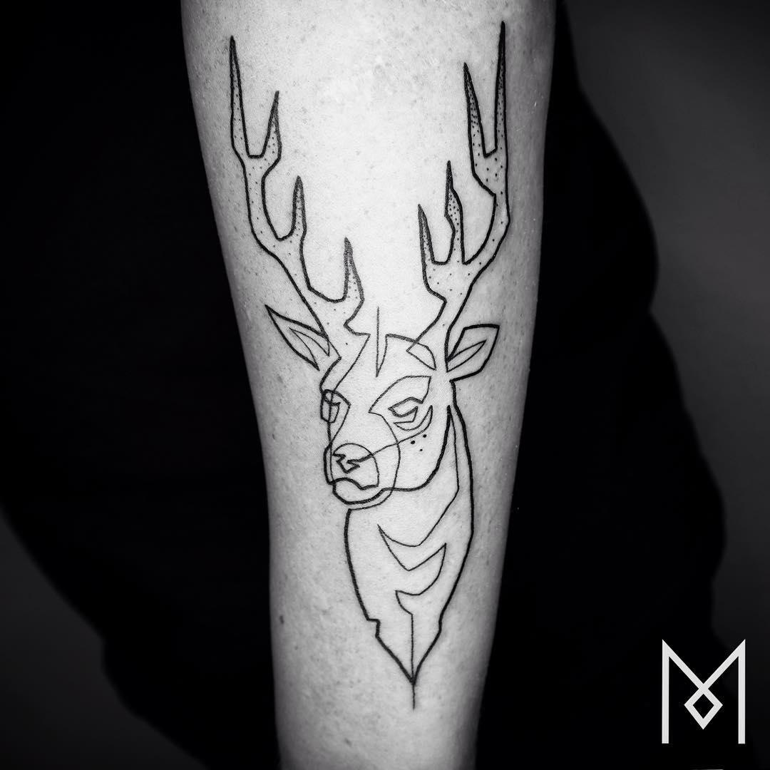 tatuajes 1 linea