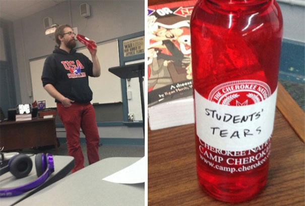 20 Profesores divertidos que saben como tratar con sus estudiantes