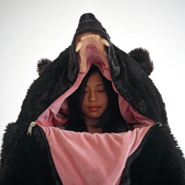 saco-dormir-oso-eiko-ishizawa (4)