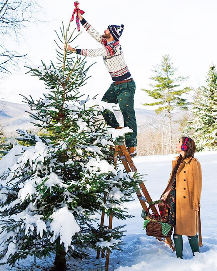 Esta boda en una plantación de árboles de Navidad parece de cuento de hadas