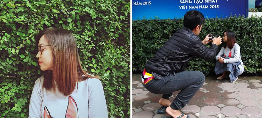 La verdad tras las fotos online mostrada en un revelador vídeo