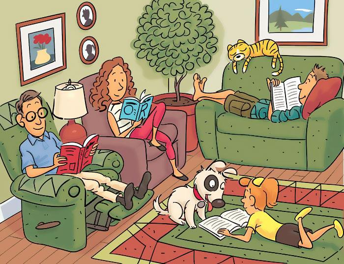 ¿Puedes encontrar las 6 palabras escondidas en cada uno de estos puzzles?