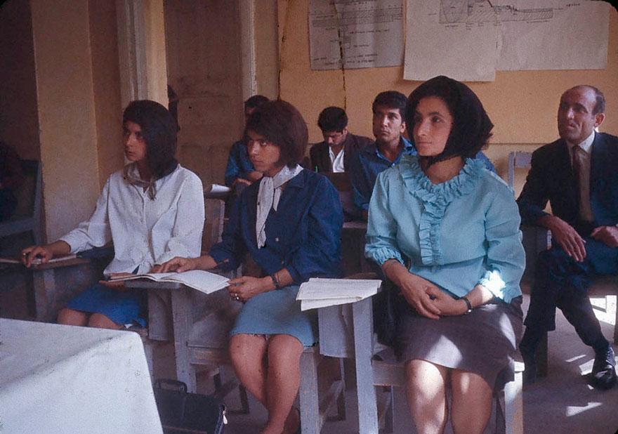 El Afganistán de los años 60 era muy distinto antes de los talibanes