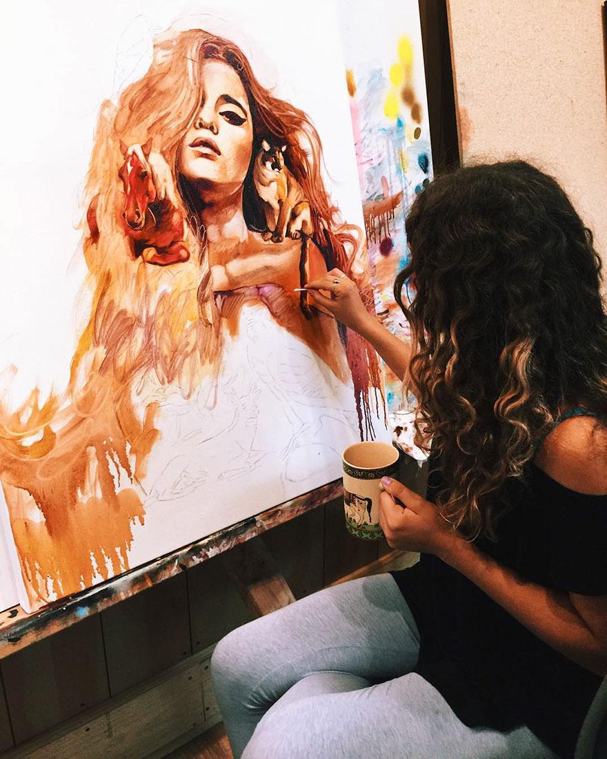 pintora-adolescente-dimitra-milan (1)