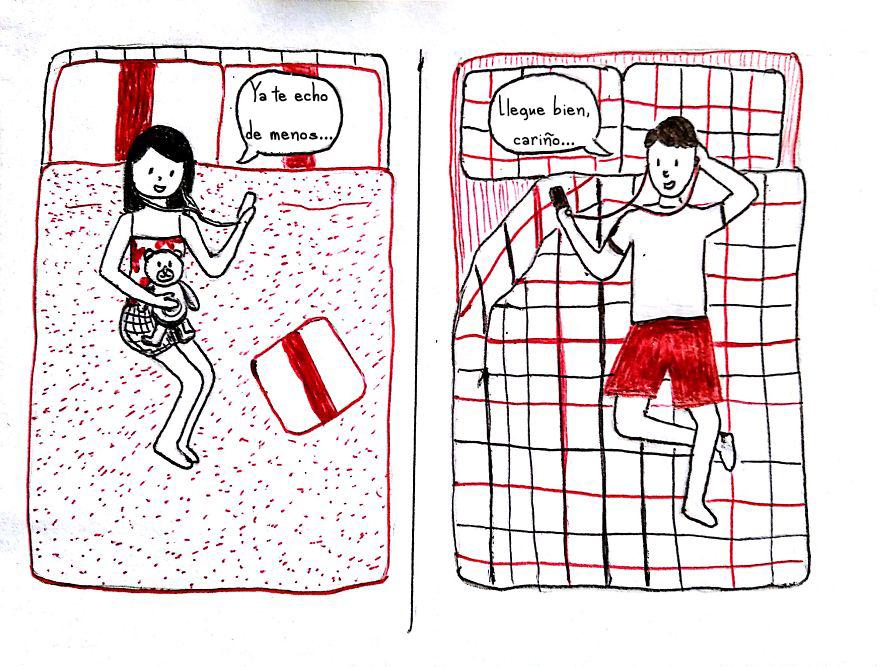 Amor A Distancia Tumblr Dibujos 14346 Usbdata