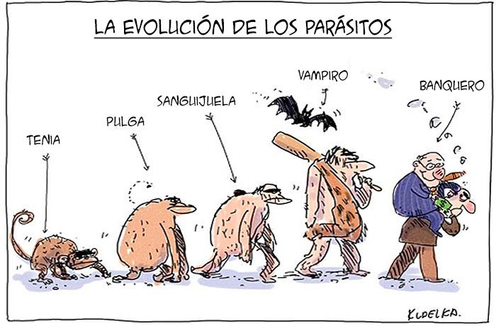 18 Dibujos satíricos sobre la evolución para celebrar el Día de ...