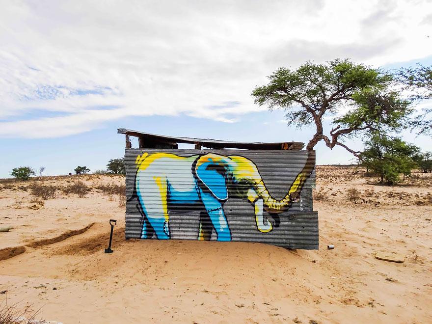 arte-urbano-elefantes-interactivos-falko-sudafrica (10)