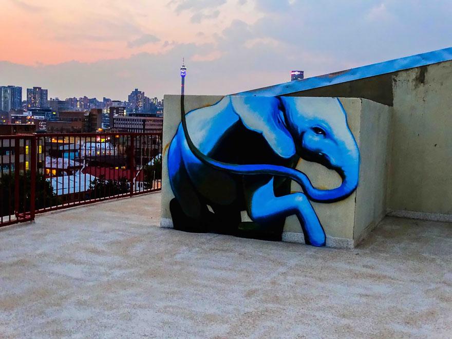 arte-urbano-elefantes-interactivos-falko-sudafrica (6)