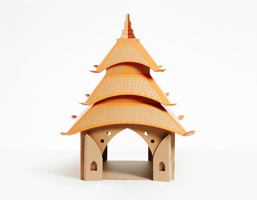 casas-carton-monumentos-arquitectonicos-poopy-cat (6)
