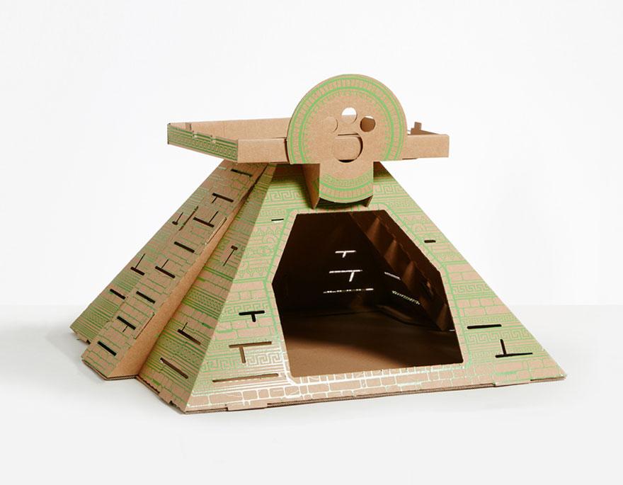 casas-carton-monumentos-arquitectonicos-poopy-cat (7)