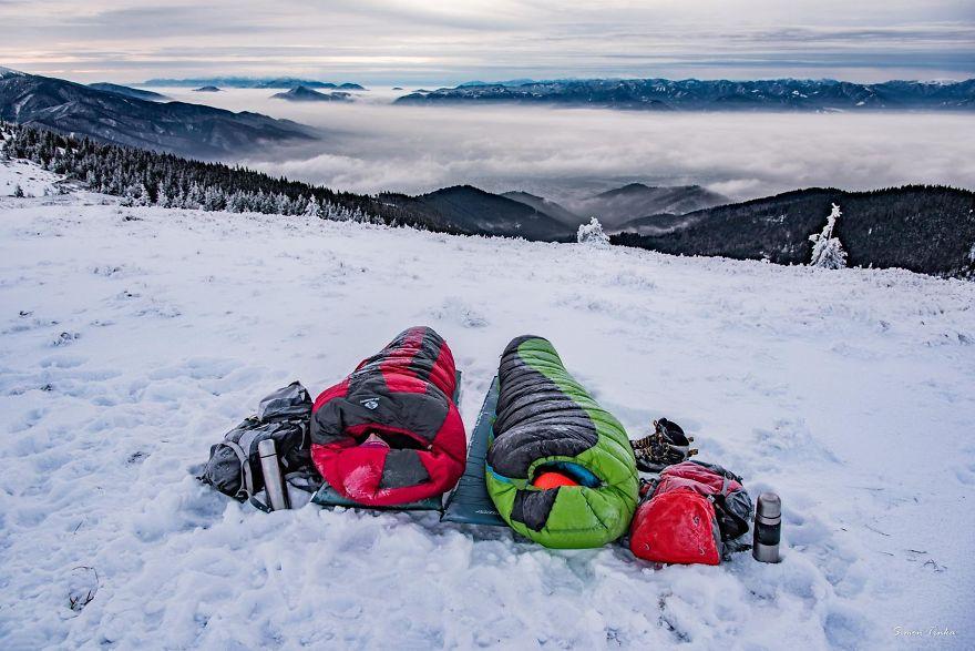 Tenemos citas en la cima de las montañas