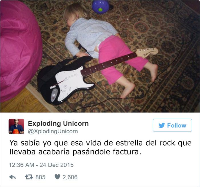 Este padre tuitea las conversaciones con sus 4 hijas y demuestra que la paternidad es divertida
