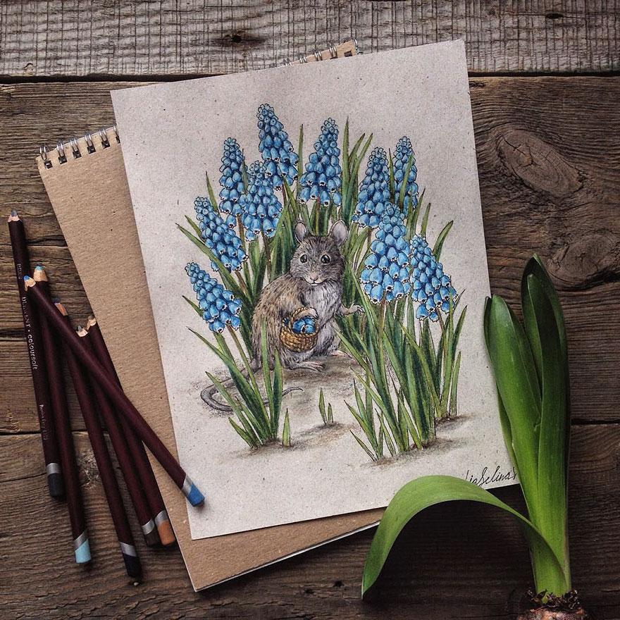 ilustraciones-cuentos-hadas-lapices-colores-lia-selina (8)