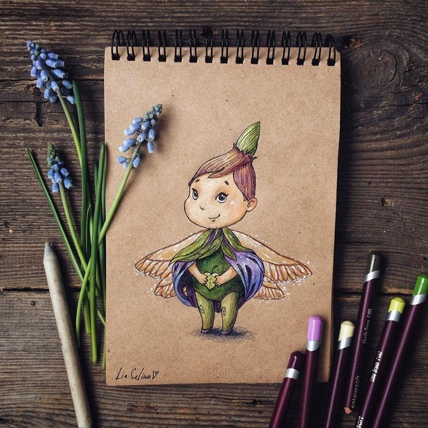 ilustraciones-cuentos-hadas-lapices-colores-lia-selina (9)