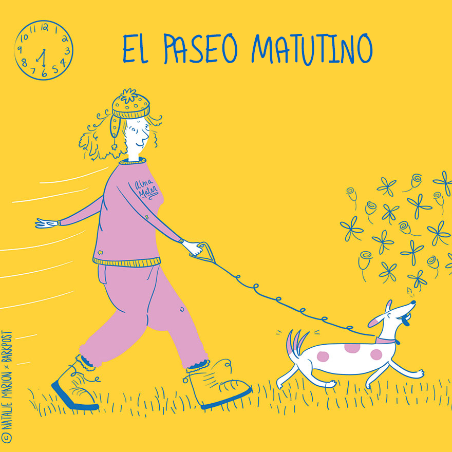 ilustraciones-vida-mama-perro-natalie-marion-2