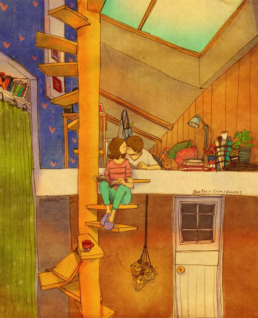 ilustraciones-acuarelas-amor-pequenas-cosas-puuung-2 (19)