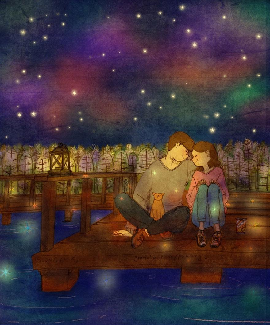 ilustraciones-acuarelas-amor-pequenas-cosas-puuung-2 (8)