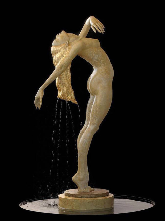 esculturas-bronce-fuentes-agua-malgorzata-chodakowska (8)