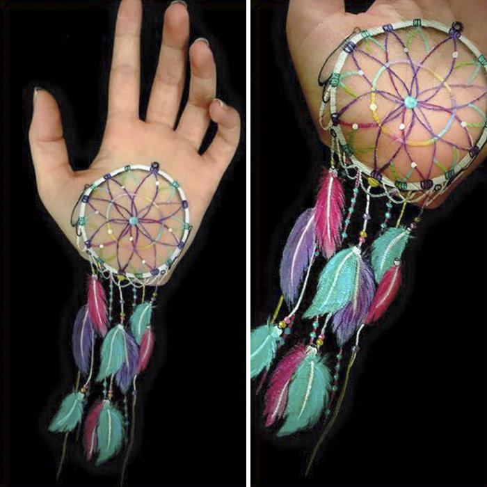 ilusiones-opticas-pintura-brazos-lisha-simpson (3)