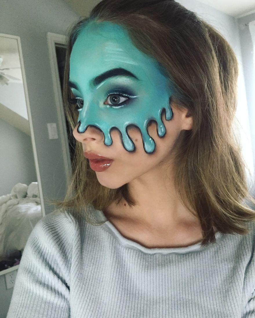 adolescente-maquillaje-creativo-kate-werner (10)