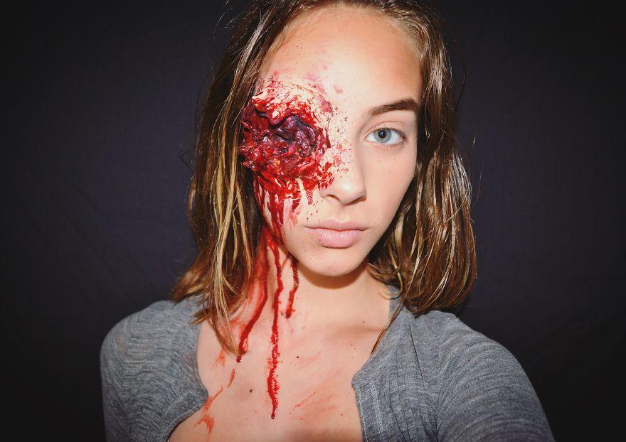 adolescente-maquillaje-creativo-kate-werner (11)