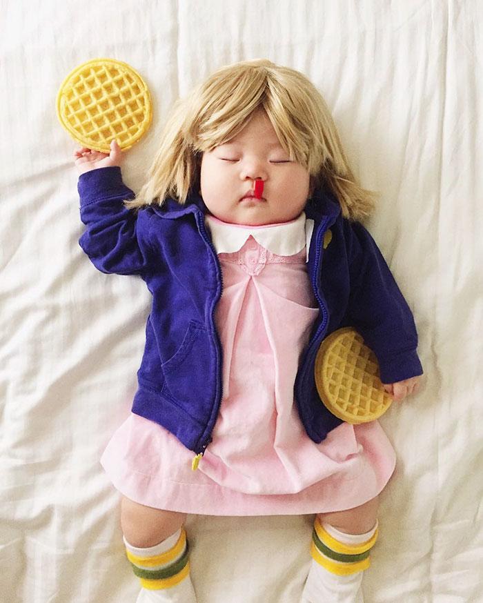cosplay-bebe-durmiendo-laura-izumikawa-choi (13)